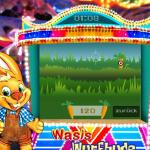 Wasenhasi Wurfbude: Flash-Game